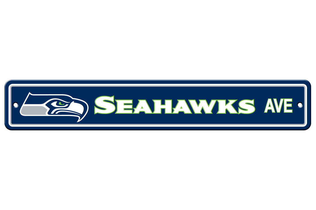 Wall Decor/Sports/SEAHAWKS
