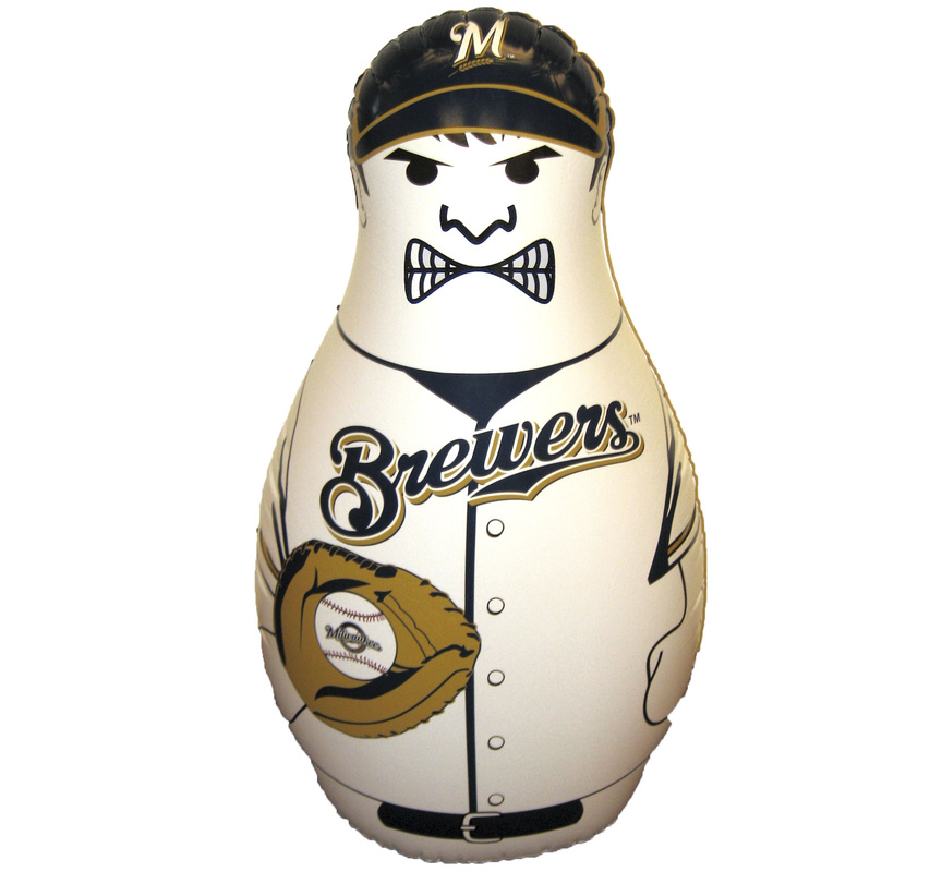 Milwaukee Brewers Fremont Die Consumer Products Inc