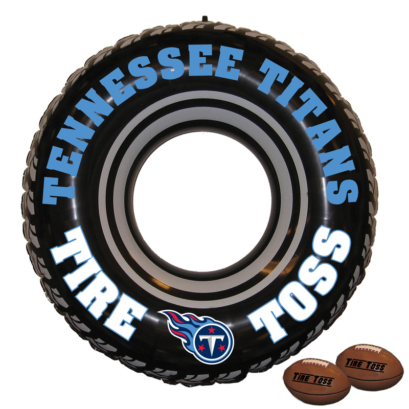 Nfl Tire Toss