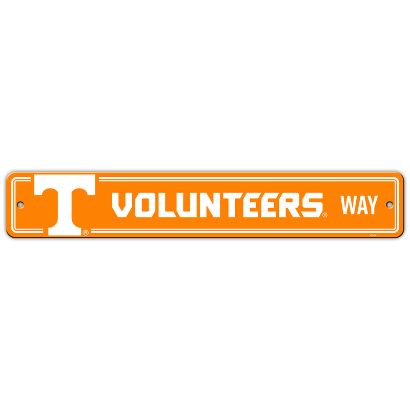 Wall Decor/Sports/VOLUNTEERS