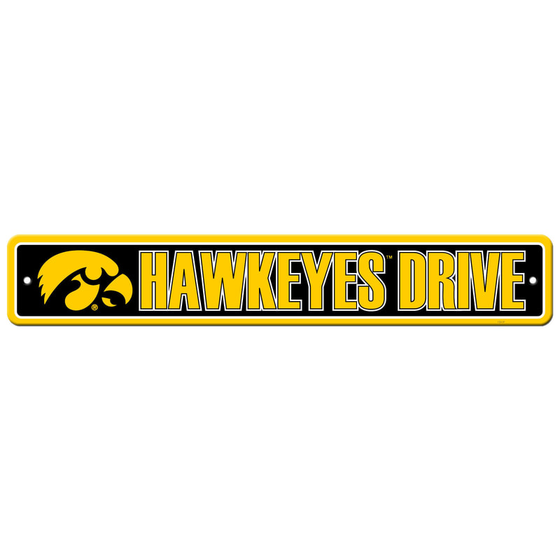 Wall Decor/Sports/HAWKEYES