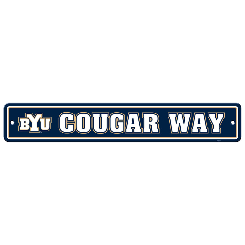 Wall Decor/Sports/COUGAR WAY