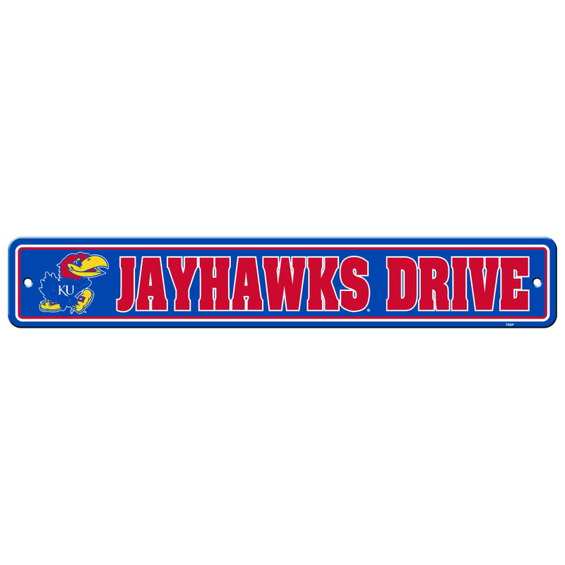 Wall Decor/Sports/JAYHAWKS