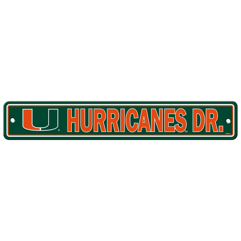 Wall Decor/Sports/HURRICANES