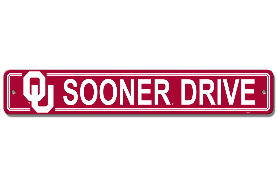 Wall Decor/Sports/SOONERS