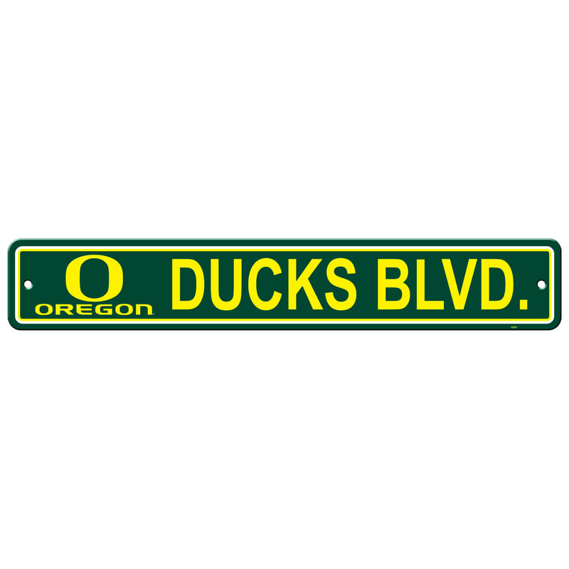 Wall Decor/Sports/DUCKS