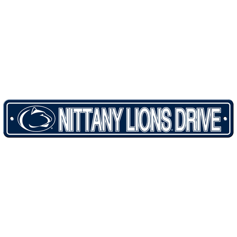 Wall Decor/Sports/NITTANY LIONS