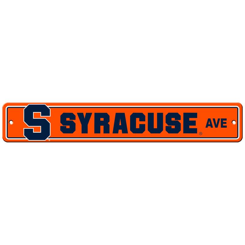 Wall Decor/Sports/SYRACUSE