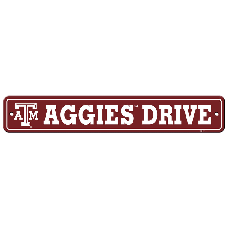 Wall Decor/Sports/AGGIES