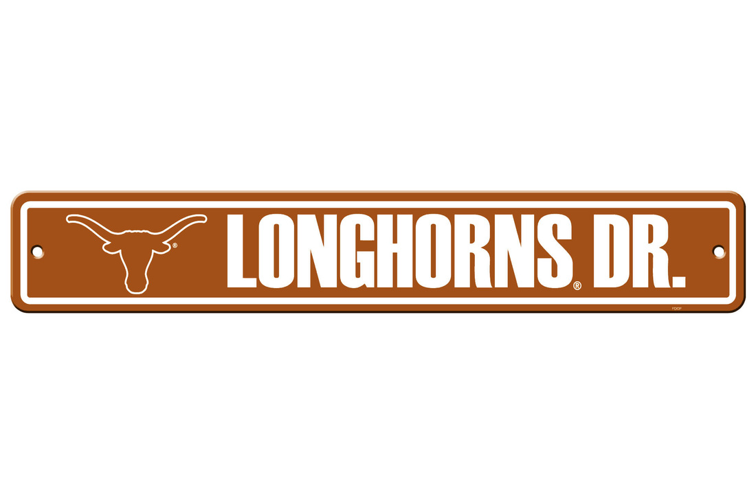 Wall Decor/Sports/LONGHORNS