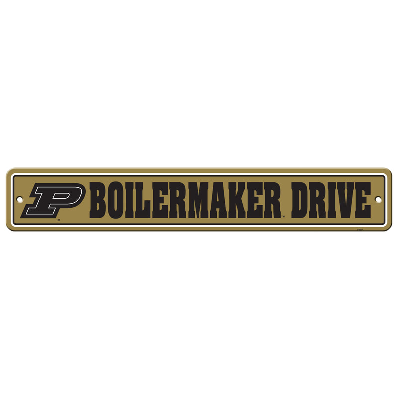 Wall Decor/Sports/BOILERMAKERS