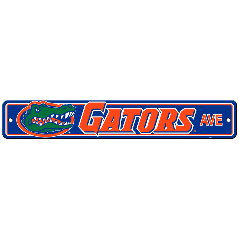 Wall Decor/Sports/GATORS