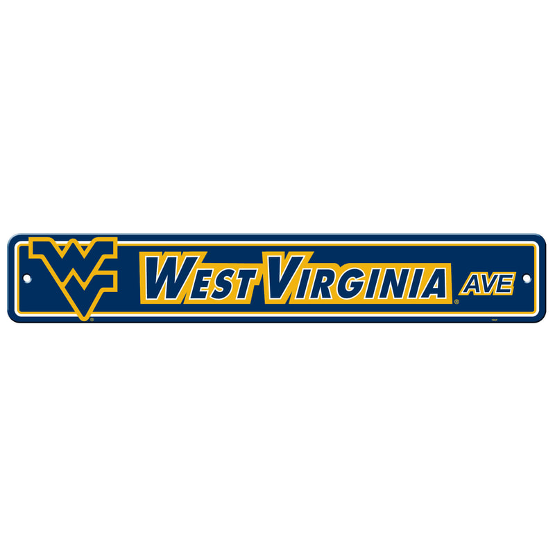 Wall Decor/Sports/WEST VIRGINIA