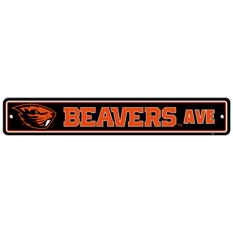 Wall Decor/Sports/BEAVERS