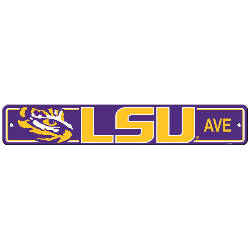 Wall Decor/Sports/LSU