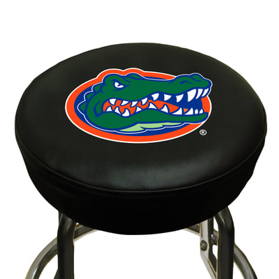 College Bar Stool Covers