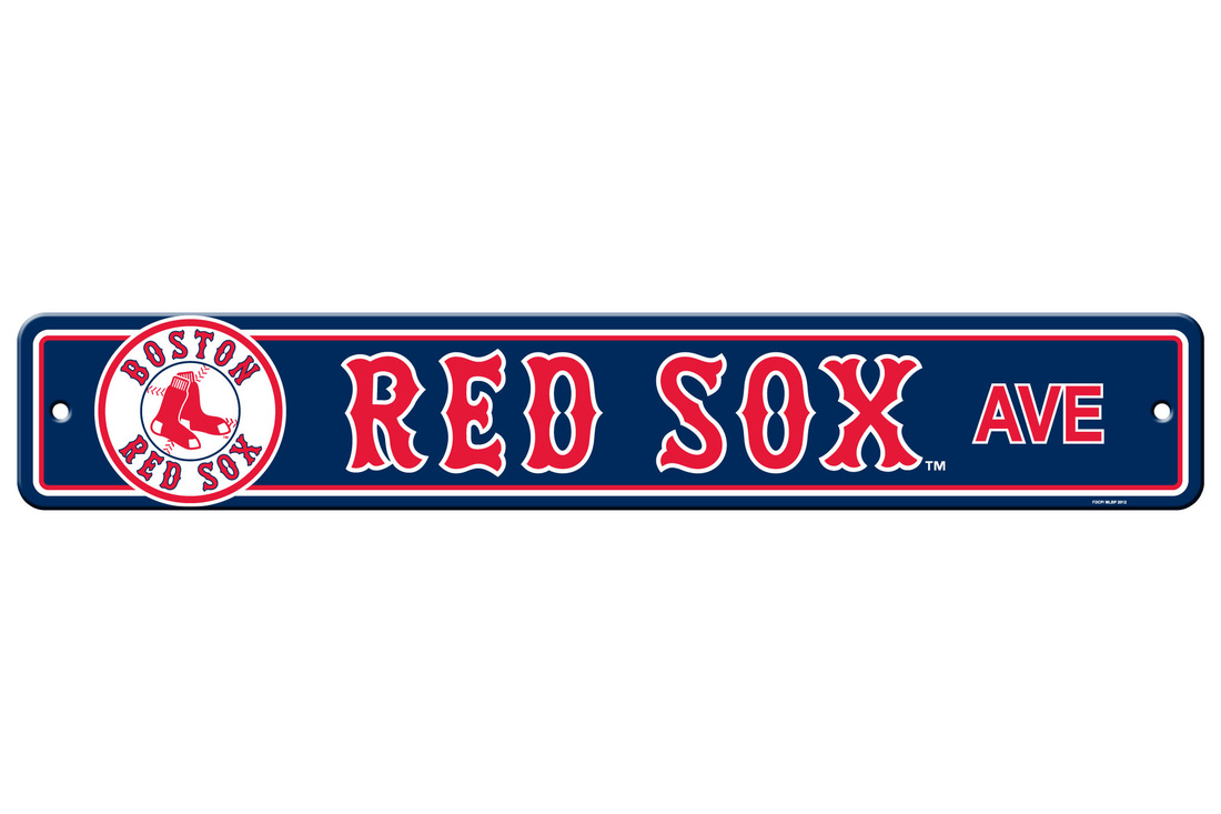 Wall Decor/Sports/RED SOX