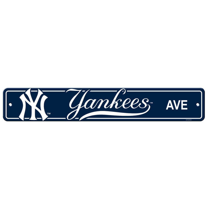 Wall Decor/Sports/YANKEES