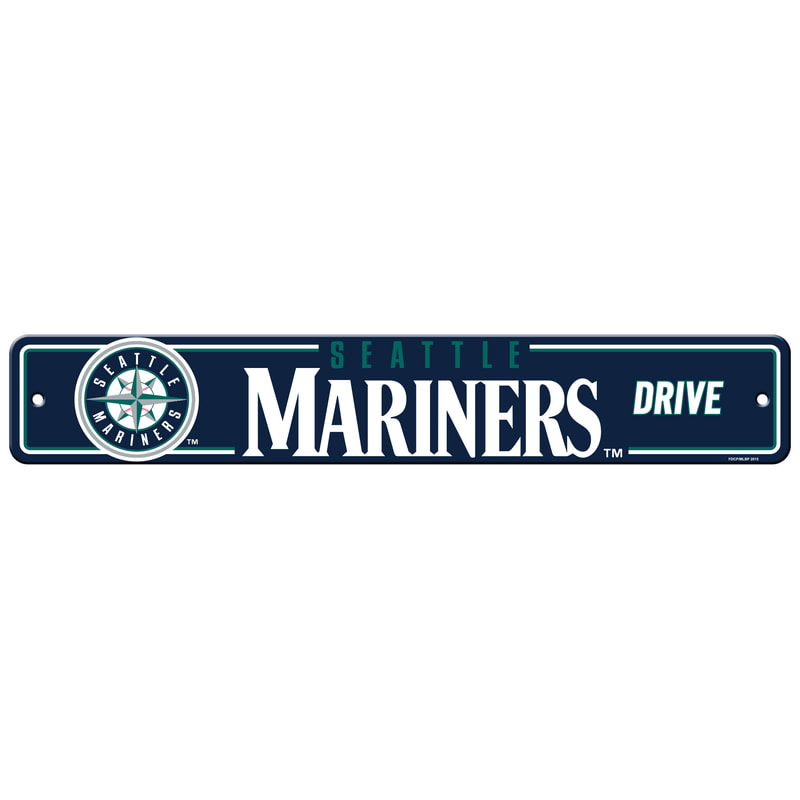 Wall Decor/Sports/MARINERS
