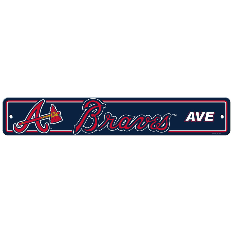 Wall Decor/Sports/BRAVES