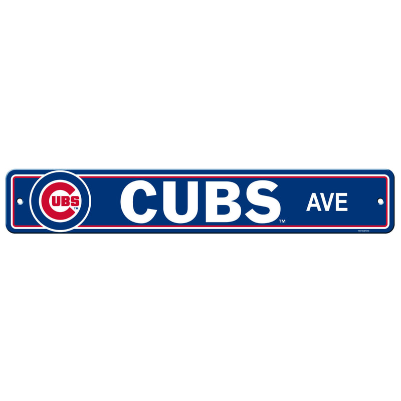 Wall Decor/Sports/CUBS