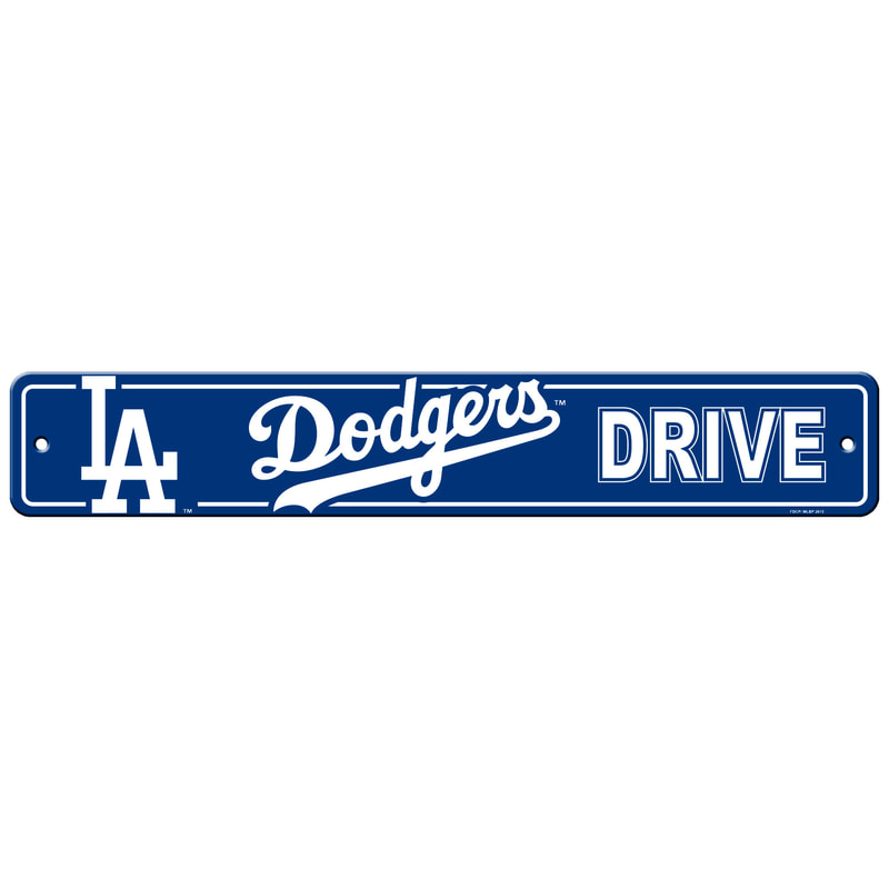 Wall Decor/Sports/DODGERS