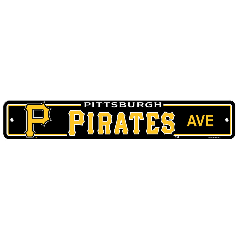 Wall Decor/Sports/PIRATES