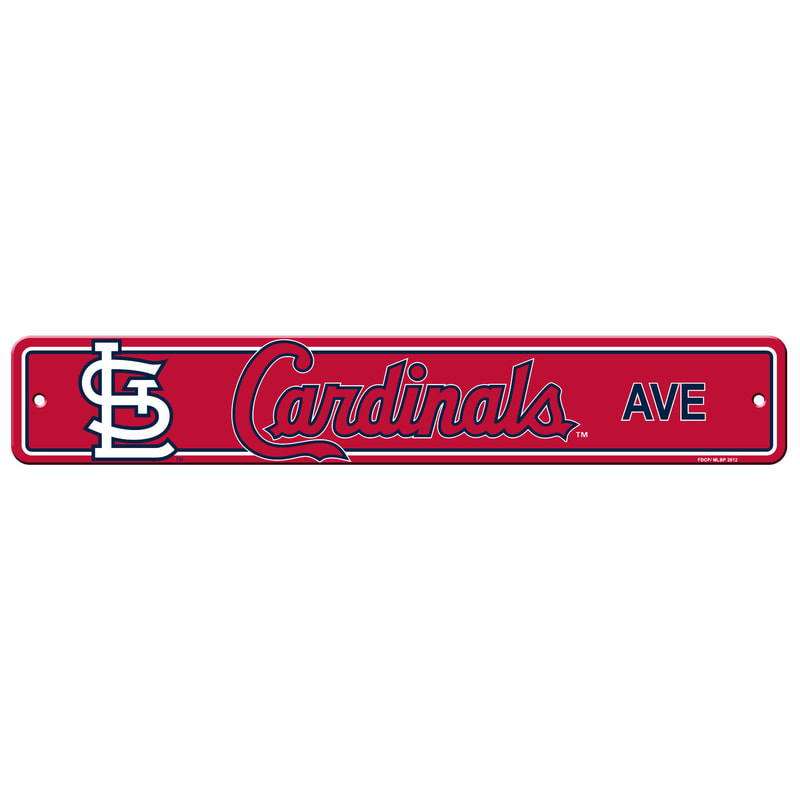 Wall Decor/Sports/CARDINALS