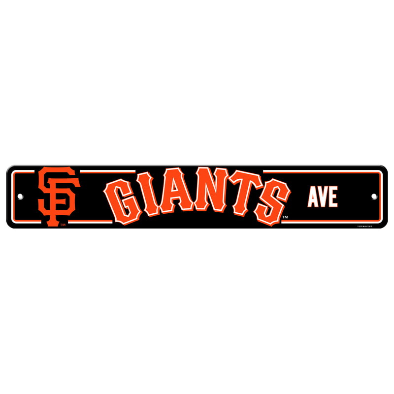 Wall Decor/Sports/GIANTS