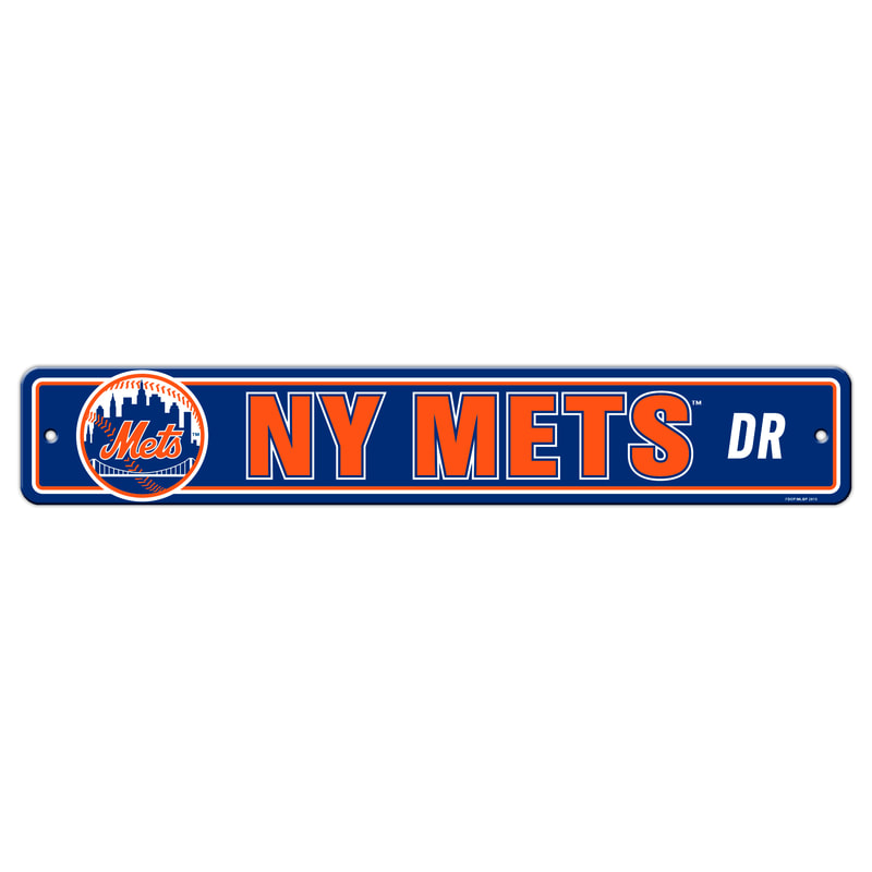 Wall Decor/Sports/NY METS