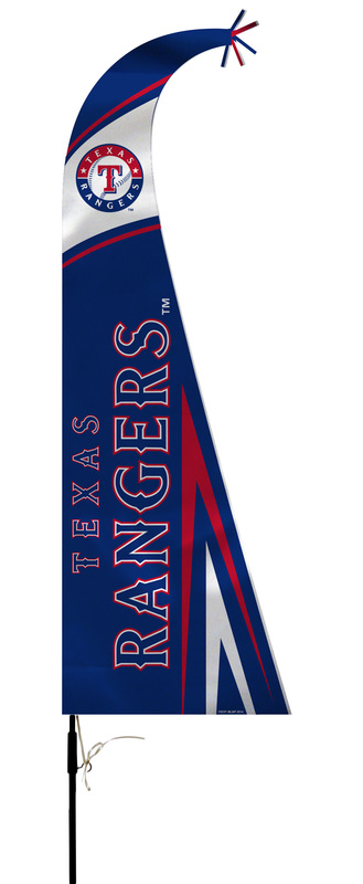 Mlb Feather Flags