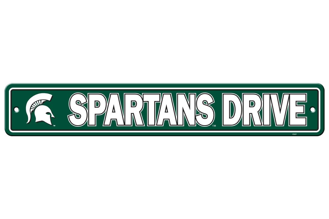 Wall Decor/Sports/SPARTANS