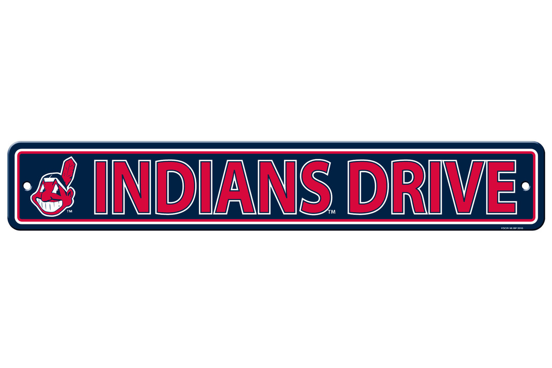 Wall Decor/Sports/INDIANS
