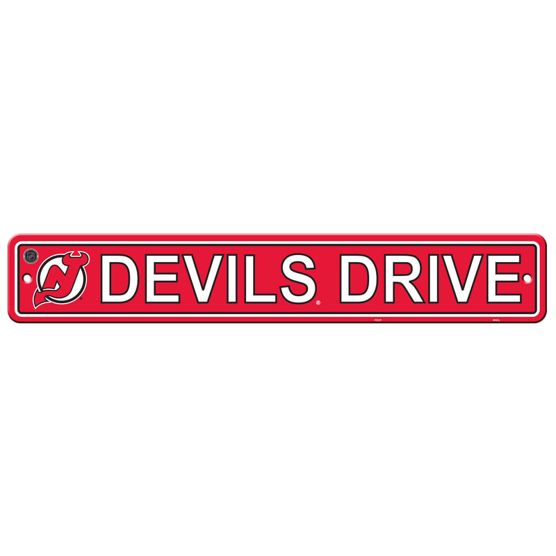Wall Decor/Sports/JERSEY DEVILS