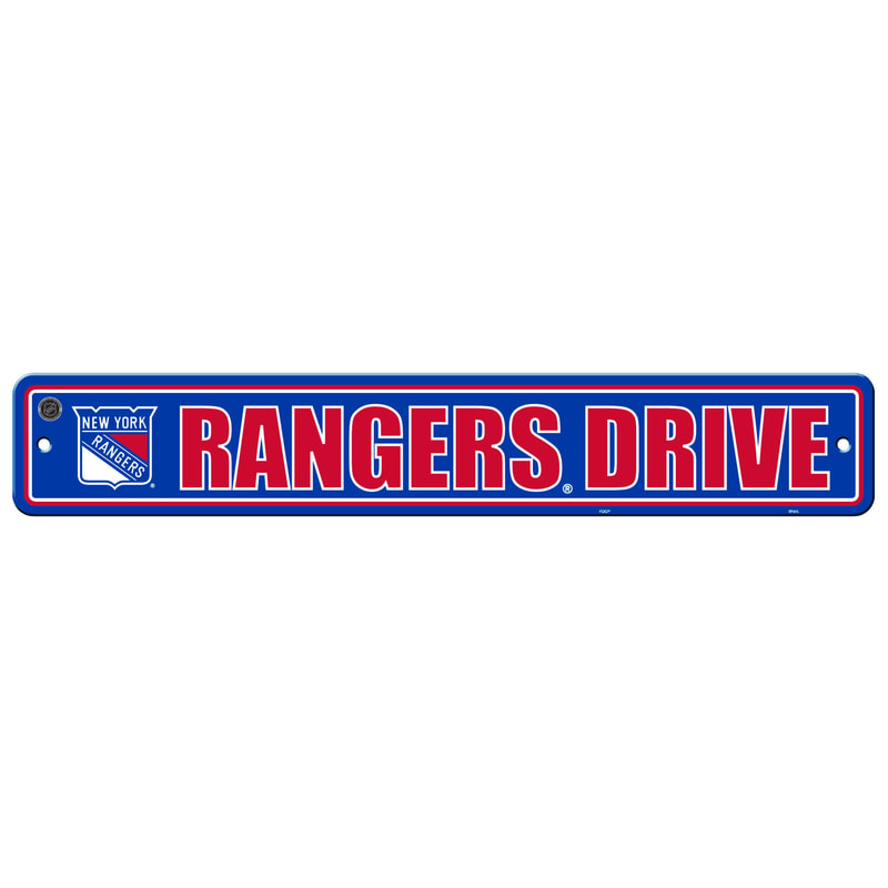 Wall Decor/Sports/NY RANGERS