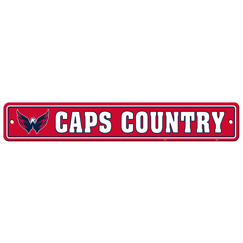 Wall Decor/Sports/CAPS COUNTRY