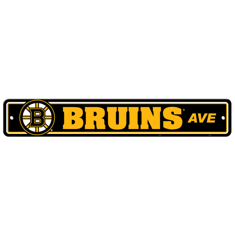 Wall Decor/Sports/BRUINS