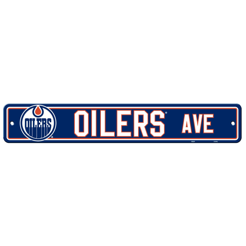 Wall Decor/Sports/OILERS