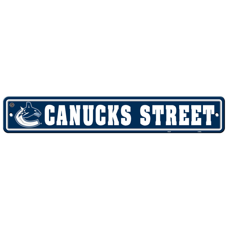 Wall Decor/Sports/CANUCKS