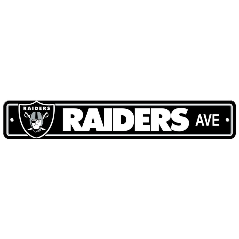 Wall Decor/Sports/RAIDERS