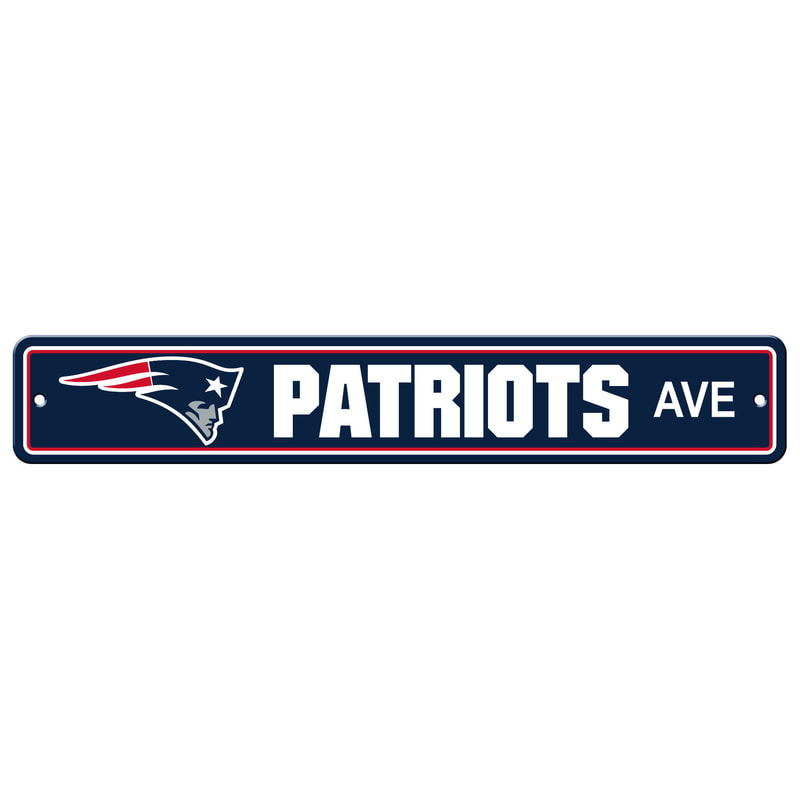 Wall Decor/Sports/PATRIOTS