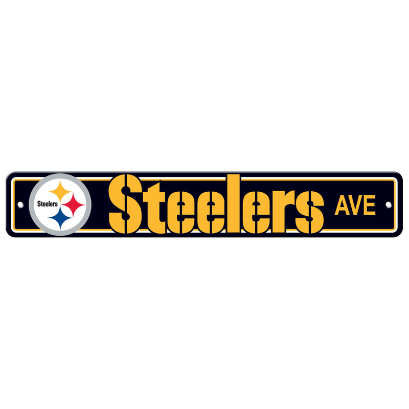 Wall Decor/Sports/STEELERS