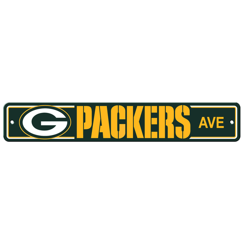 Wall Decor/Sports/PACKERS