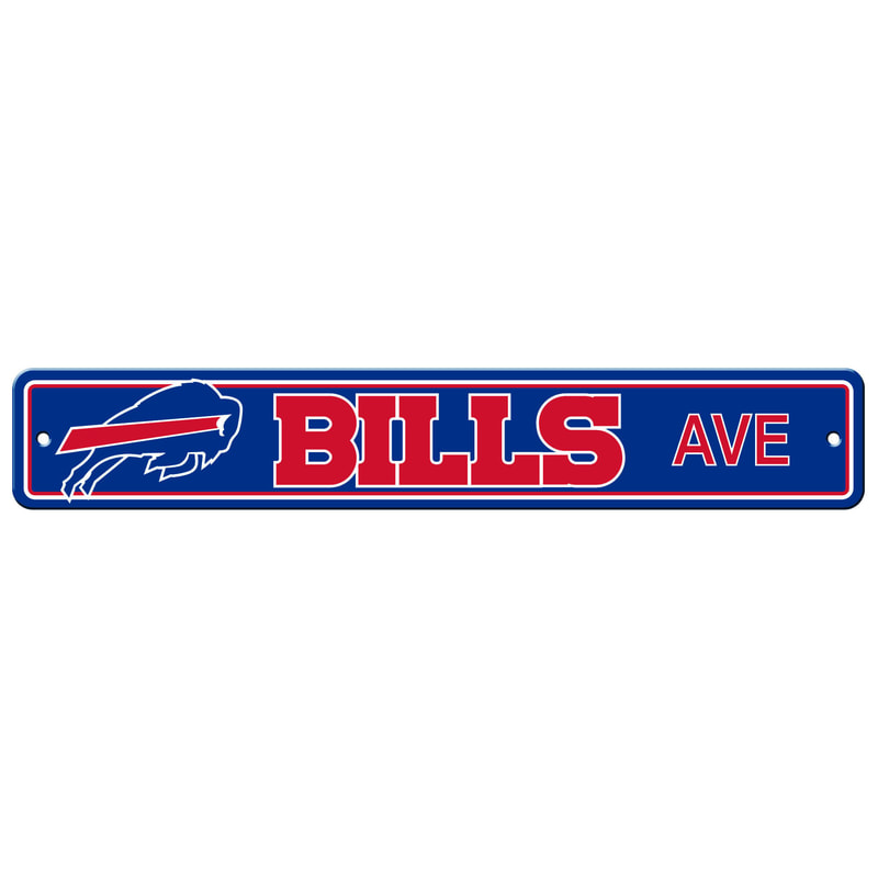 Wall Decor/Sports/BILLS