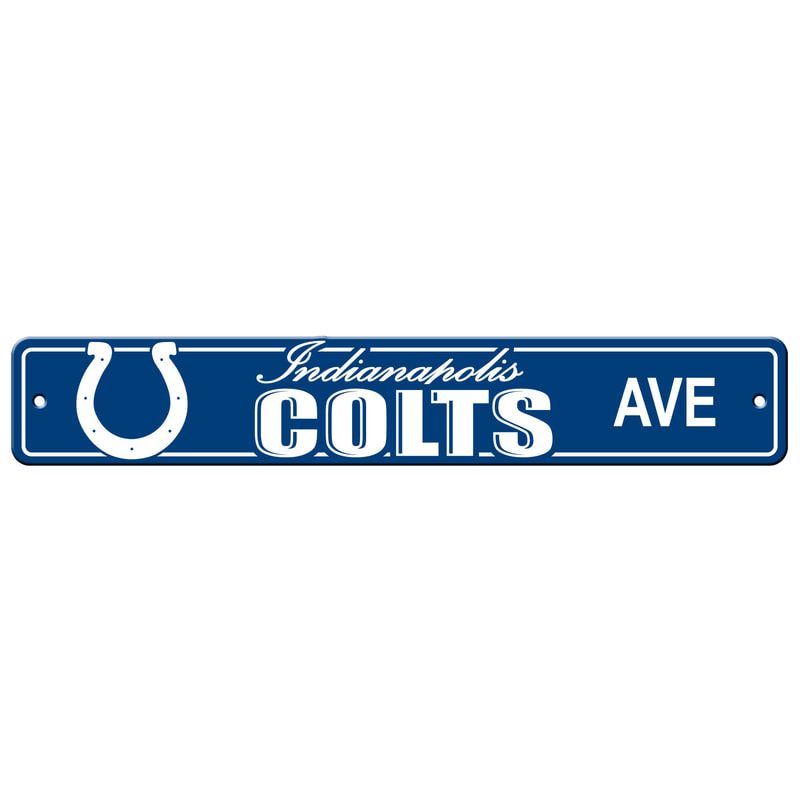 Wall Decor/Sports/COLTS