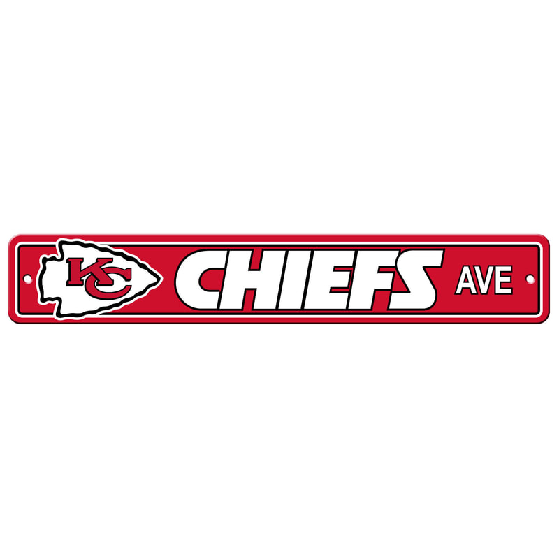 Wall Decor/Sports/CHIEFS