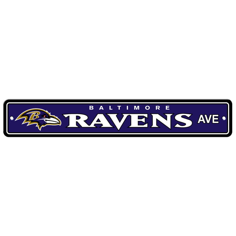 Wall Decor/Sports/RAVENS