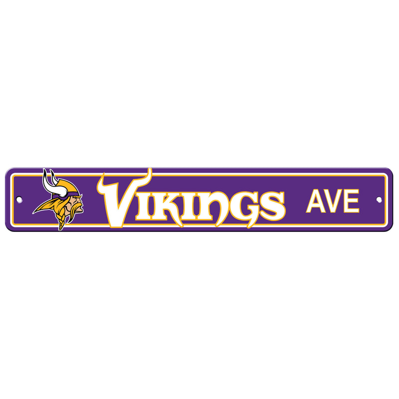 Wall Decor/Sports/VIKINGS