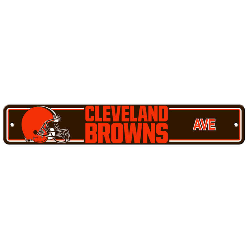Wall Decor/Sports/BROWNS