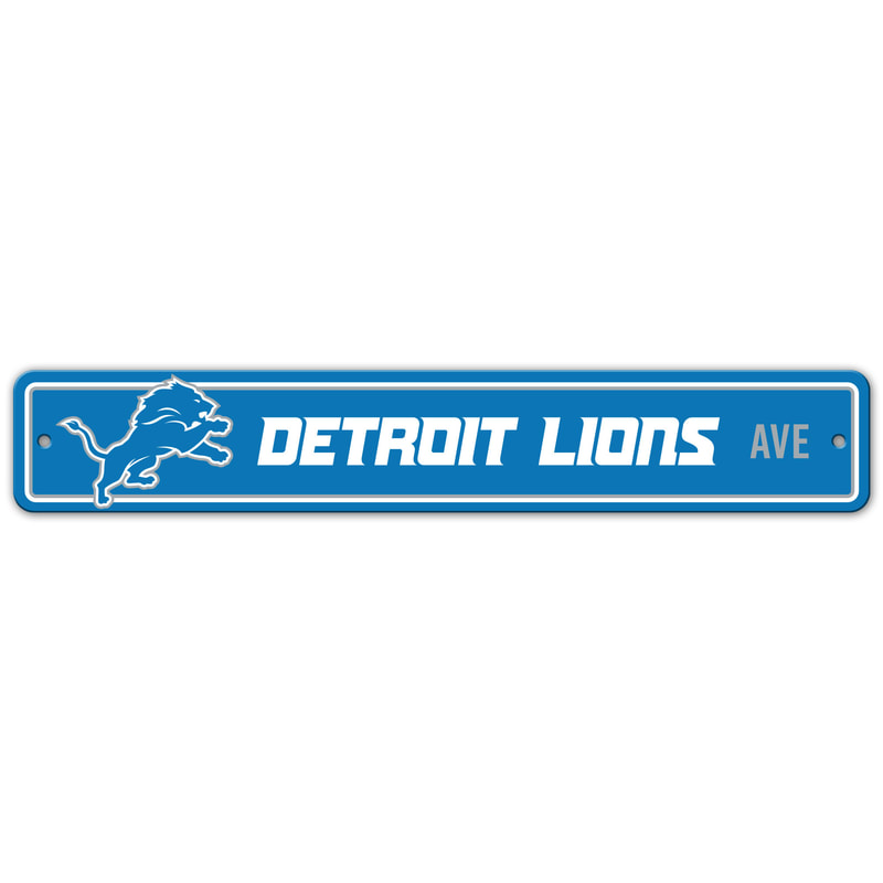 Wall Decor/Sports/LIONS